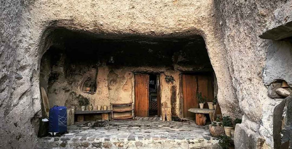 Meymand Stone Village