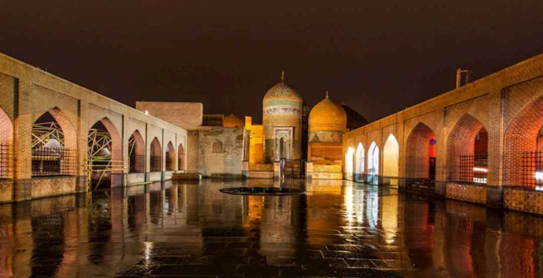 Sheikh Safi al-din Tomb